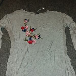 Womens Small Long Sleeve Small New